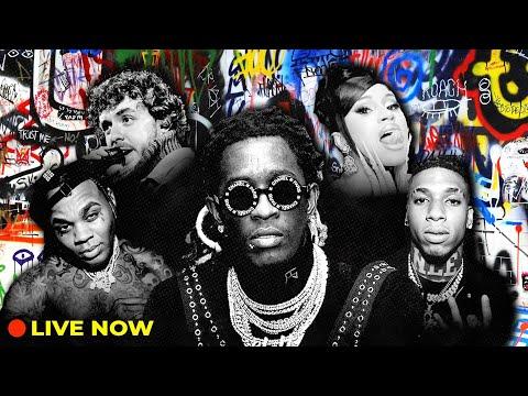 24/7 Live Rap Music Radio | Hip-Hop, Underground Rap, Hype Rap Music, Popular Rap Music