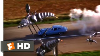 The Avengers (1998) - Insects, Bigger Every Year Scene (5/10) | Movieclips