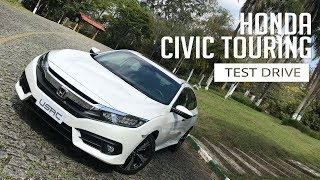 Honda Civic Touring - Test Drive