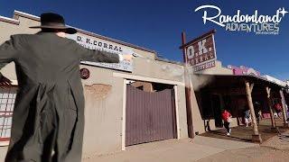 Tombstone Arizona - the original OK Corral