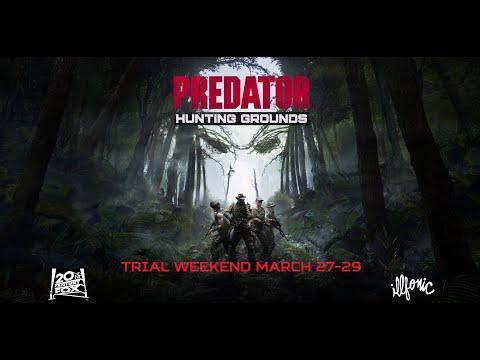 Annonce essai gratuit de Predator Hunting Grounds