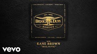 Gambar cover Brooks & Dunn, Kane Brown - Believe (with Kane Brown [Audio])