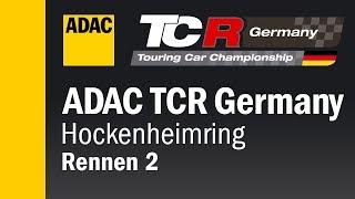 ADAC TCR Germany Rennen 2 Hockenheim 2018 DEUTSCH Re-Live | Kholo.pk
