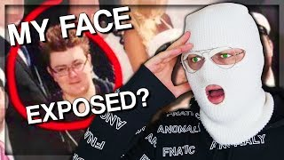 GOOGLING MYSELF (FACE EXPOSED BY FAN?)