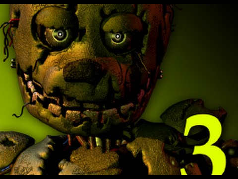 Trailer de Five Nights at Freddys 3