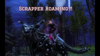 Guild Wars 2 - Brand New Scrapper Outnumbered Roaming and Duels #1