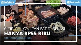 Bisa Makan Daging Sepuasnya, Waroeng Nanza di Bekasi Tawarkan Paket All You Can Eat Mulai Rp55 Ribu