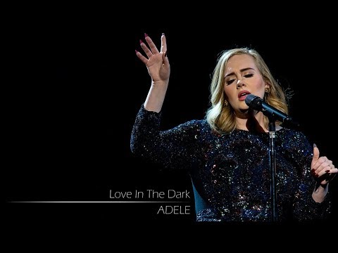 Love In The Dark Lyrics – Adele