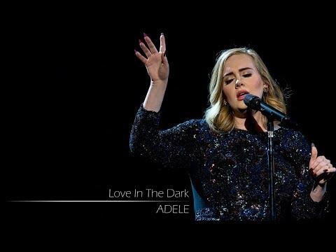 Love In The Dark Lyrics – Adele