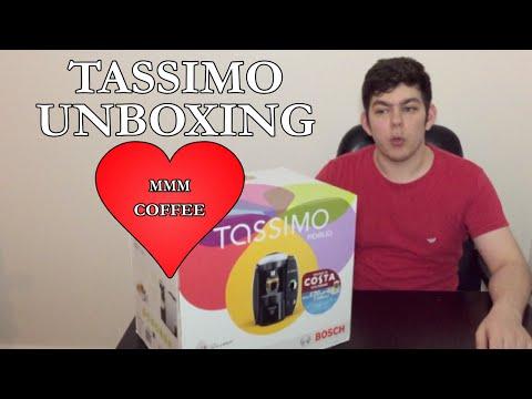 TASSIMO T40 UNBOXING -MULTI DRINK MACHINE - iDanielTech