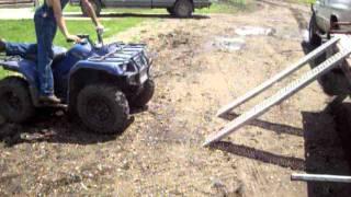 Loading The 4-wheeler