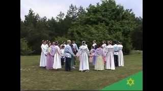 Beginner 1 - messianic dance