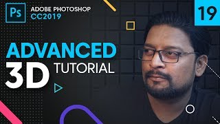 Advanced 3D Features of Photoshop CC   Episode 19