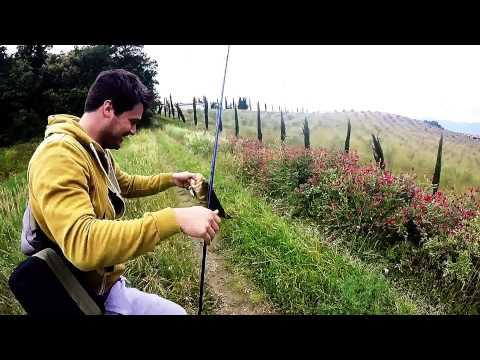 Il cercatore di profondità sonico autofatto per pescare di video