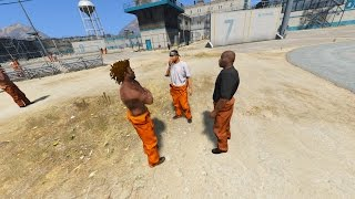 Los Santos Goes to Work - Day 8 - Prisoner