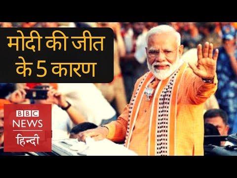 Lok Sabha Election Results: Narendra Modi और BJP की जीत के कारण (BBC Hindi)