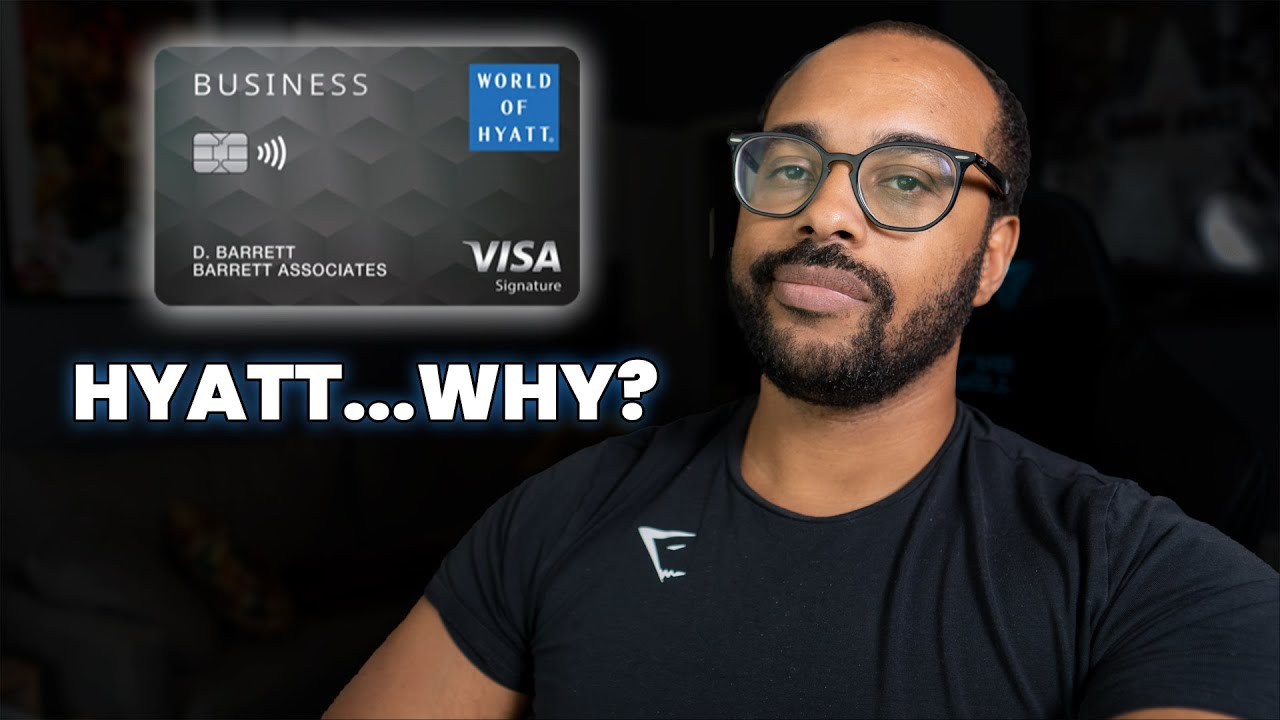 * New * World of Hyatt Service Charge Card - Worth It? (Oct 2021) thumbnail
