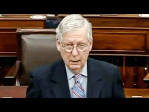 Mitch McConnell Reminds Us That He's Literally The Devil