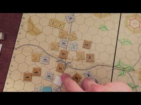 1971 PanzerBlitz Unboxing Used version