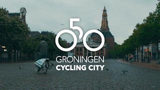 Prachtige film over fietsmobiliteit in Groningen