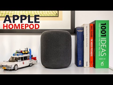 Apple HomePod Quick Review - Smart sound, but not so smart speaker