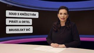 Lichtenštejnci a Hitler. Piráti, STAN, Ortel a světonázor. Bič z Bruselu versus pravdivý Orbán.