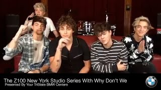 Why Don't We Discuss Their Hiatus, Contracting COVID-19,