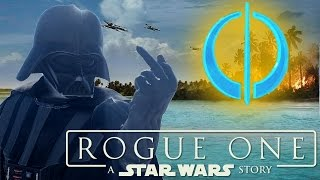 STAR WARS BATTLEFRONT FUNNY Moments #1 (Rogue One: Scarif)