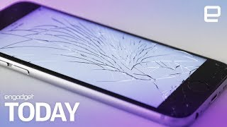 Even genuine replacement Apple displays can mess with iPhones | Engadget Today