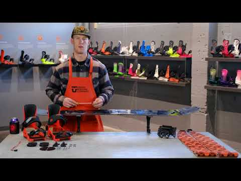 How to Set Up: Union Expedition Splitboard Bindings