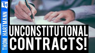Would You Sign Away Your Constitutional Rights?