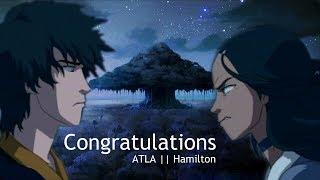 Congratulations || ATLA