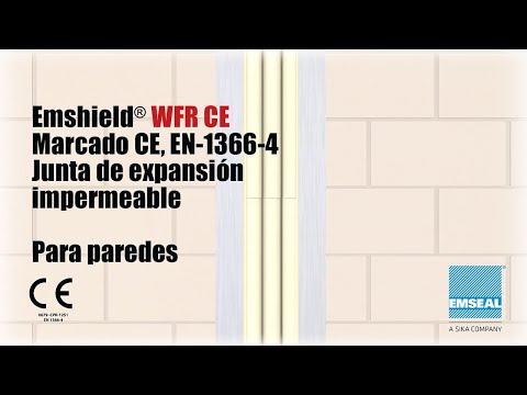 Emshield® WFR CE Overview & Installation (en español)