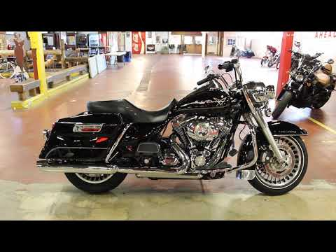 2010 Harley-Davidson Road King® in New London, Connecticut - Video 1