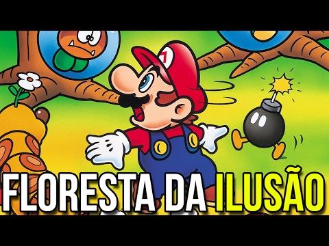 PERDIDO NA FLORESTA, SOCORRO! – Super Mario World