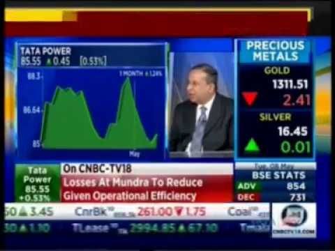 Mr. Praveer Sinha's interview with CNBC TV18
