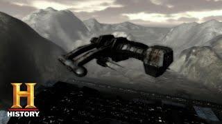 Ancient Aliens: EVIDENCE OF ALIEN EMBASSY Hidden In Italys Mountains (Season 14) | History
