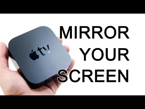Apple TV - How To Mirror Your IPad Or IPhone Screen Onto A TV - The Blind Life Mp3