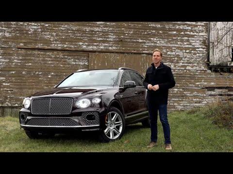 2021 Bentley Bentayga V8 | Refresh Your Dreams