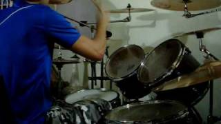 Fall of the Leafe - Deference, Diminuend (Drum Cover)
