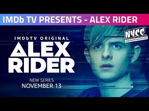 IMDb TV Presents - Alex Rider