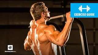 5 Pull-up Variations for Your Next Back Workout