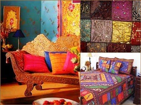 Индийский стиль в интерьере уголок экзотики