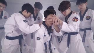 Khi Taekwondo kết hợp với điệu nhảy của nhóm nhạc BTS - Blood Sweat & Tears