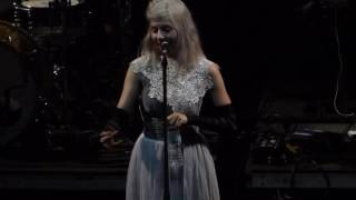 """In Boxes & Almost Cancelled Show"" Aurora Aksnes@Union Transfer Philadelphia 11116"