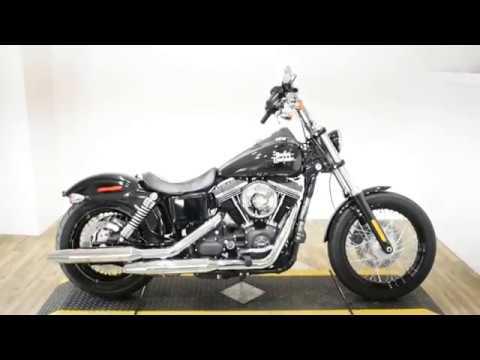 2017 Harley-Davidson Street Bob® in Wauconda, Illinois - Video 1