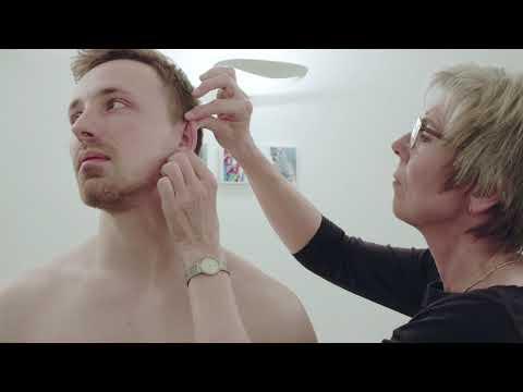 Ablauf einer dermatologischen Ganzkörperuntersuchung (GKU) am Beispiel der Hautkrebsvorsorge