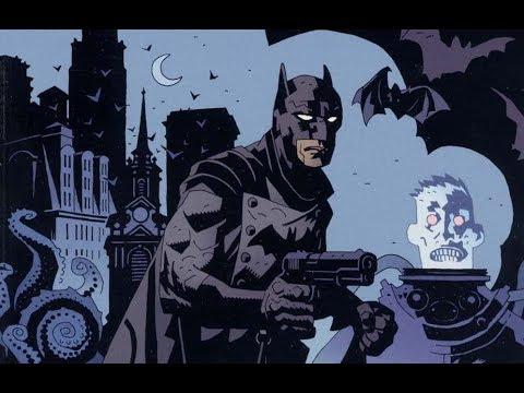 Batman:Zkáza, jež postihla Gotham!Miluju to!