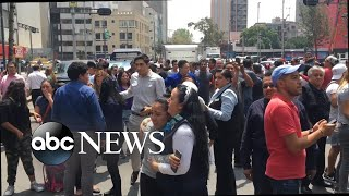 More than 200 dead after earthquake strikes Mexico