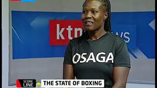 Fatuma Zarika optimistic to defend her boxing title in Mexico despite numerous challenges  Scoreline